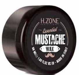 Wosk do wąsów - H.Zone Essential Beard Mustache Wax — фото N1
