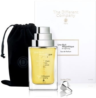The Different Company Une Nuit Magnétique Refillable - Woda perfumowana (wymienny wkład) — фото N1