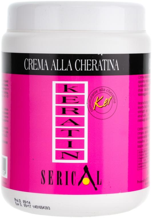 Krem-maska z keratyną - Pettenon Serical Keratin Cream