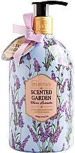 Kup Mydło do rąk w płynie Lawenda - IDC Institute Scented Garden Hand Wash Warm Lavender