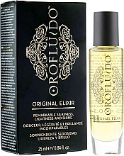 Kup Eliksir piękna do włosów - Orofluido Original Elixir Remarkable Silkiness, Lightness And Shine