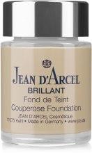 Kup Podkład w kremie do skóry z kuperozą - Jean d'Arcel Couperose Make-up (tester)