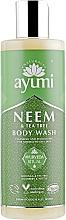 Kup Żel pod prysznic Neem i drzewo herbaciane - Ayumi Neem & Tea Tree Body Wash