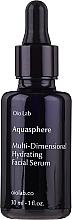 Kup Nawilżające serum do twarzy - Oio Lab Aquasphere Face Serum