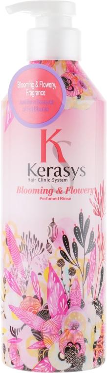 Perfumowana odżywka do włosów - KeraSys Blooming & Flowery Perfumed Rinse — фото N1