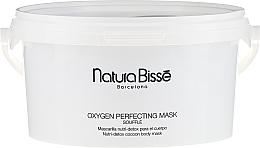 Kup Odżywcza oczyszczająca maska do ciała - Natura Bisse Oxygen Perfecting Mask Soufle