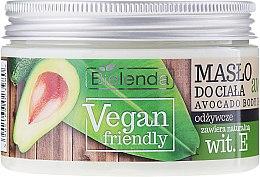 Kup Odżywcze masło do ciała Awokado - Bielenda Vegan Friendly