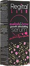 Kup Serum pobudzające wzrost rzęs i brwi - Regital Lash Eyelash & Brow Growth Stimulating Serum