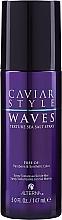 Kup Teksturyzujący spray z solą morską do włosów - Alterna Caviar Style Texture Sea Salt Spray