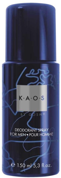 Gosh Kaos For Him - Dezodorant w sprayu dla mężczyzn