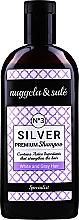 Kup Szampon do włosów siwych i rozjaśnianych - Nuggela & Sule Premium Silver Nº3 Shampoo