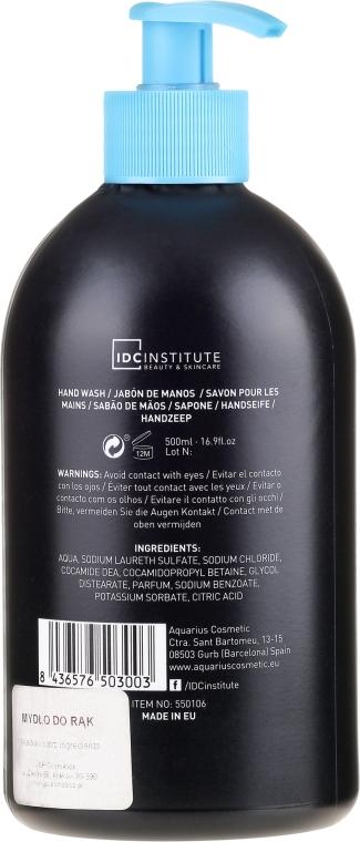 Mydło w płynie do rąk Ocean - IDC Institute Great Feelings Hand Soap Ocean — фото N2