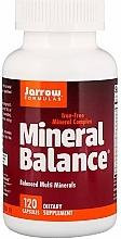 Kup Kompleks minerałów - Jarrow Formulas Mineral Balance, Iron-Free