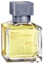 Kup Maison Francis Kurkdjian Paris APOM Pour Femme - Woda perfumowana