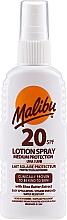 Kup Przeciwsłoneczny balsam w sprayu do ciała - Malibu Lotion Spray SPF20