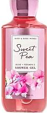 Kup Bath and Body Works Sweet Pea - Żel pod prysznic Masło shea i witamina E