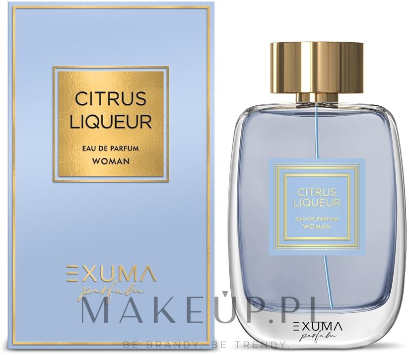 Exuma Citrus Liqueur - Woda perfumowana — фото 100 ml