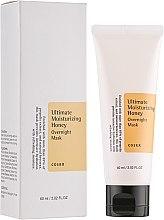 Kup Nawilżająca maska do twarzy na noc z wyciągiem z propolisu - Cosrx Ultimate Moisturizing Honey Onvernight Mask