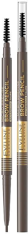 Kredka do brwi - Eveline Cosmetics Brow Pencil