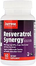 Kup Suplement diety Resweratrol - Jarrow Formulas Resveratrol Synergy