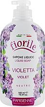 Kup Mydło w płynie Fiołek - Parisienne Italia Fiorile Violet Liquid Soap