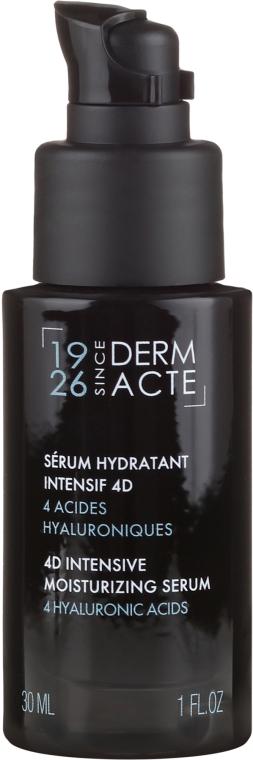 Intensywnie nawilżające serum do twarzy - Académie 4D Intensive Moisturizing Serum — фото N2