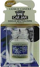 Kup Zapach do samochodu - Yankee Candle Ultimate Car Jar Midnight Jasmine