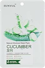 Kup Maska na tkaninie do twarzy z ogórkiem - Eunyul Natural Moisture Mask Pack