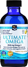 Kup Suplement diety w płynie, Omega 3, 2840 mg - Nordic Naturals Ultimate Omega Xtra