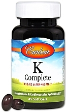Kup Suplement diety Witamina K - Carlson Labs K Complete
