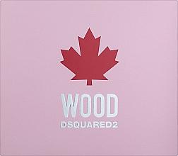 Kup Zestaw - DSQUARED2 Wood Pour Femme (edt 50 ml + sh/gel 50 ml + b/lot 50 ml)