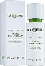 Kup Głęboko oczyszczający balsam do cery tłustej - La Biosthetique Methode Clarifiante Lotion Désincrustante