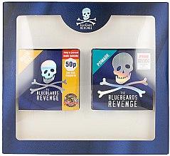 Kup Zestaw do stylizacji włosów dla mężczyzn - The Bluebeards Revenge Slik And Shine Hair Kit (hair/gel 100 ml + hair/pomade 100 ml)