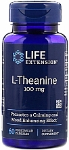 Kup Suplement diety Teina - Life Extension L-Theanine
