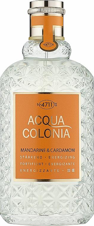 Maurer & Wirtz 4711 Acqua Colonia Mandarine & Cardamom - Woda kolońska