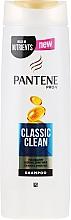 Szampon do włosów - Pantene Pro-V Classic Clean Shampoo — фото N3