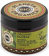 Kup Naturalny peeling do ciała Organiczny baobab - Planeta Organica Organic Baobab Natural Body Scrub
