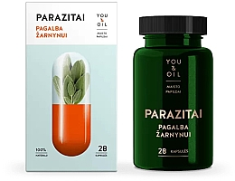 Kup Suplement diety przeciw pasożytom - You & Oil Food Shots Parasites Cleanse Support