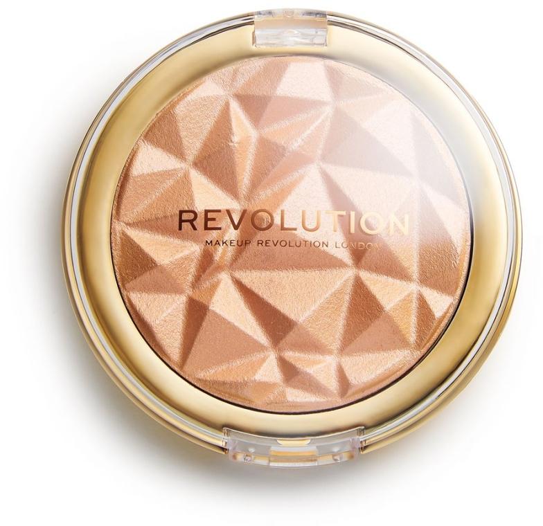 Rozświetlacz do twarzy - Makeup Revolution Precious Stone