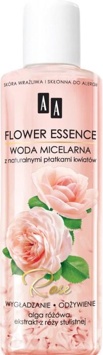 PREZENT! Woda micelarna z naturalnymi płatkami kwiatów - AA Flower Essence — фото N1