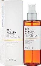 Kup Wzmacniająca esencja w formie mgiełki do twarzy z pyłkiem pszczelim - Missha Bee Pollen Renew Treatment