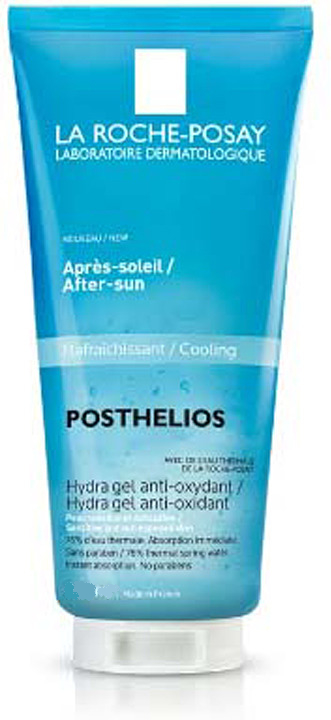 Chłodzący żel po opalaniu do twarzy i ciała - La Roche-Posay Posthelios After-Sun Cooling Gel — фото N1