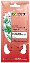 Kup Płatki na skórę wokół oczu Nawilżenie + blask młodości - Garnier Skin Naturals Patches