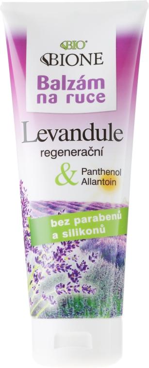 Regenerujący balsam do rąk z lawendą - Bione Cosmetics Lavender Hand Balm