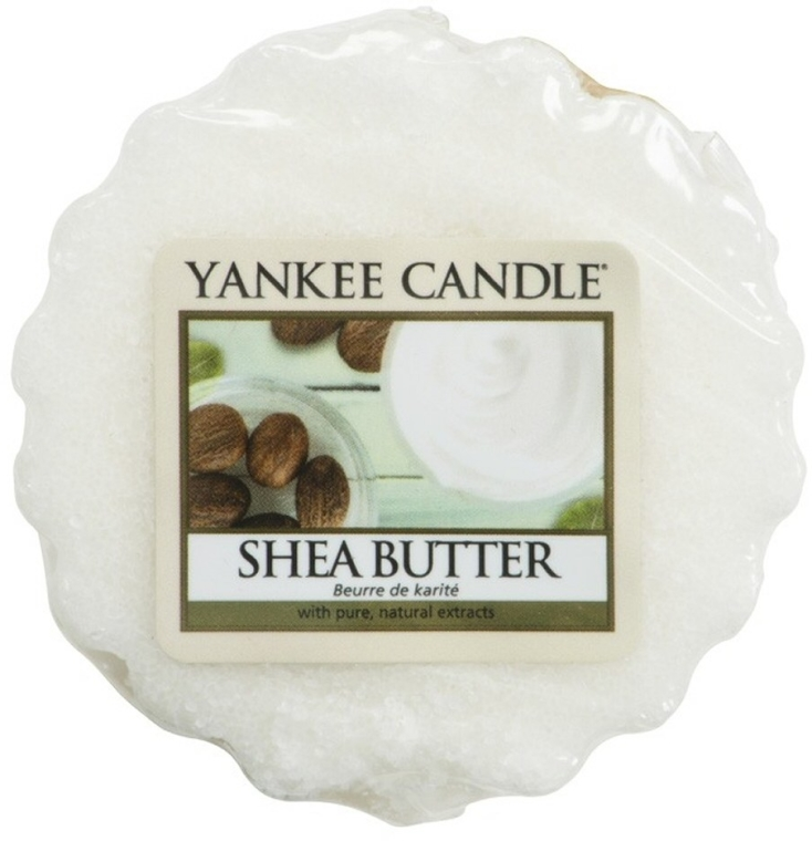 Wosk zapachowy - Yankee Candle Shea Butter Wax Melts