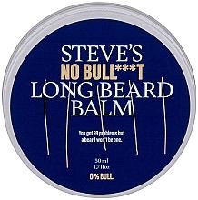 Kup Balsam do brody dla mężczyzn - Steve`s No Bull***t Beard Long Beard Balm