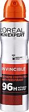 Kup Dezodorant w sprayu dla mężczyzn - L'Oreal Paris Men Expert Invincible 96h Non-Stop Deodorant Spray