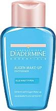 Kup Płyn do demakijażu oczu - Diadermine Essentials Augen Make-Up Entferner