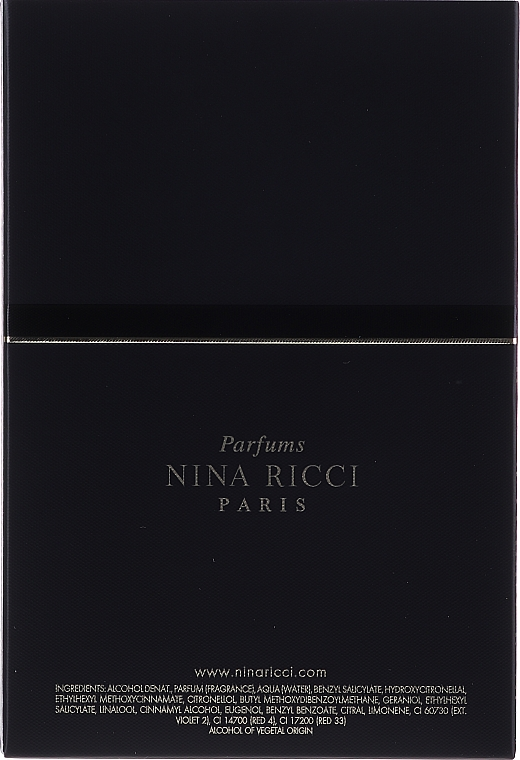 Nina Ricci L'Extase Rose Absolue - Woda perfumowana — фото N2