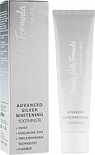 Kup Pasta do zębów - Beverly Hills Formula Professional White Advanced Silver Whitening